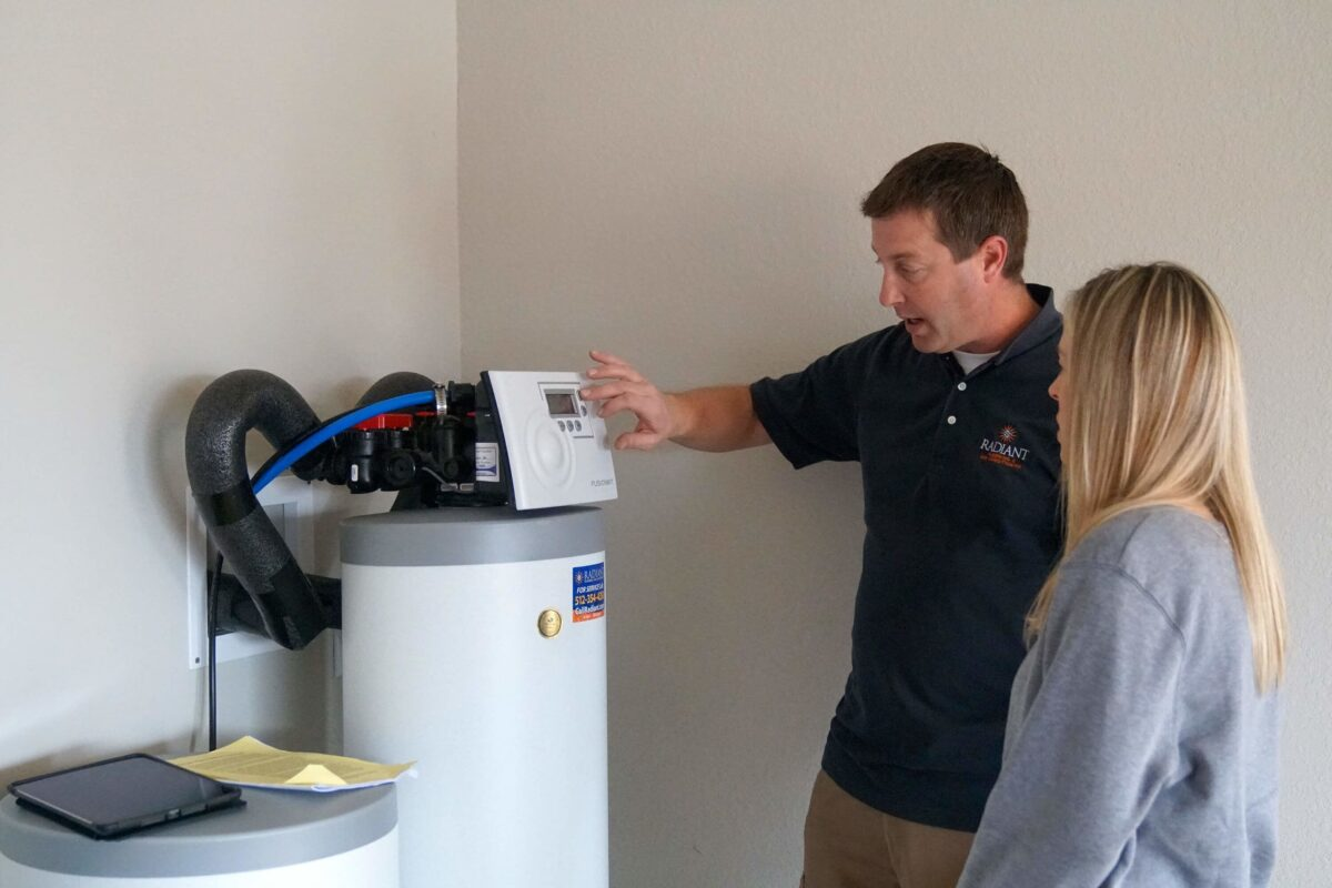 How Do Water Softeners Work?
